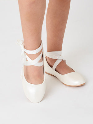 Toddler  Mary Jane Ballerina Flats