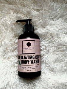 Exfoliating Coffee Body Wash