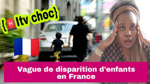 Vague de disparition d'enfants en France 🇫🇷... ITV CHOC !!