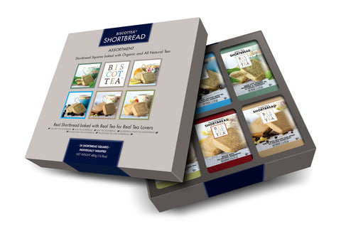 BISCOTTEA GIFT PACK ASSORTMENT