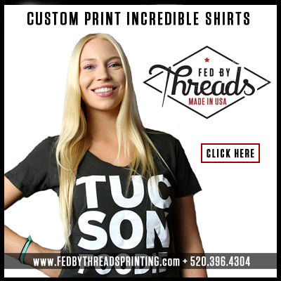 Fed By Threads Custom Printing