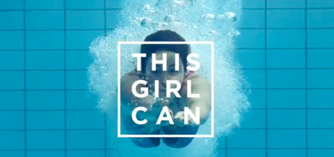 #ThisGirlCan at Fed By Threads