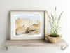 Rock Hyrax - Printable Art - 100% of Proceeds Donated to American Refugee Committee
