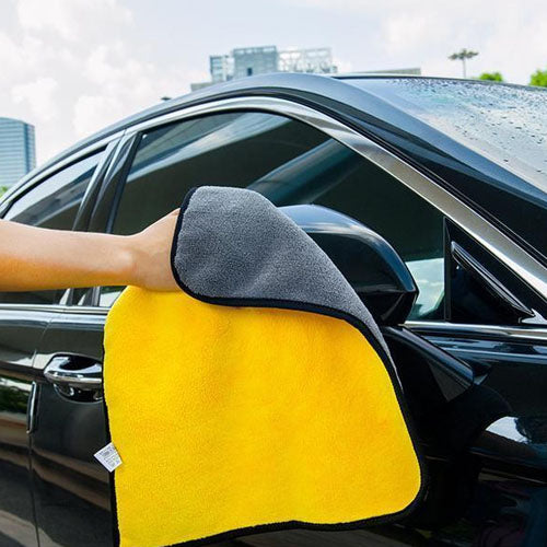 Incredible Microfiber Car Towel