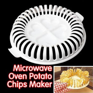 Low Fat Potato Chips Maker