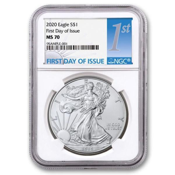 03-24T11:35:43+08:00 *** 2020 American 1-Ounce Silver Eagle Brilliant Uncirculated