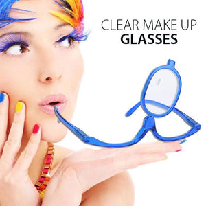 03-22T22:10:18-10:00 *** Clear Make Up Glasses