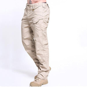 03-24T12:57:59+08:00 *** Men Tactical Multi Pockets Elastic Slim Fit Cargo Pants