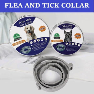 03-23T13:00:20-04:00 *** Anti-Flea Pets Collar (For Dogs & Cats)