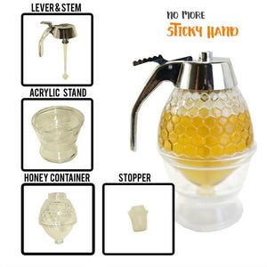 03-23T02:04:43-07:00 *** Honey Crystal Dispenser