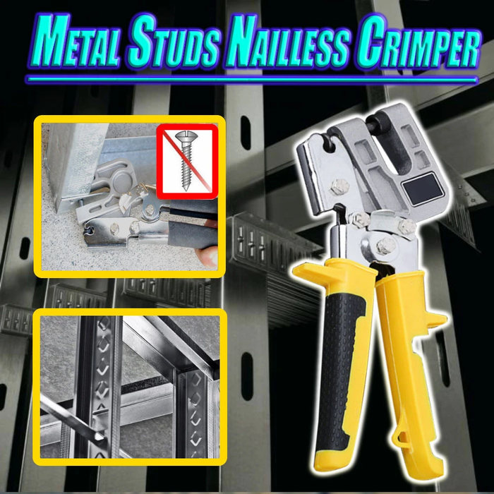 03-23T22:03:16-04:00 *** Metal Studs Nailless Crimper(Free Shipping)