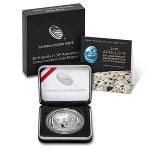 03-24T11:50:31+08:00 *** 2019 Apollo 11 50th Anniversary Silver Dollar Coin