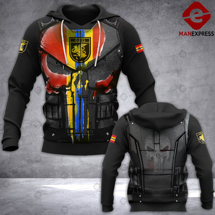 03-23T23:56:44-04:00 *** SPANISH ARMOR POLICIA 3D HOODIE PDT2303