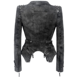 Fri May 15 2020 15:07:38 GMT+0300 (Eastern European Summer Time) **** Women's Gothic Jacket