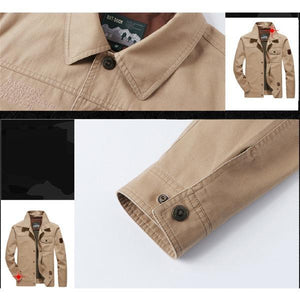 03-23T19:42:39+08:00 *** Spring Men's Thin Stand Collar Casual Jackets