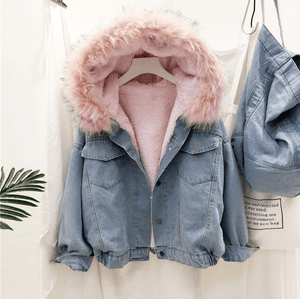 Thu Jun 11 2020 22:27:15 GMT+0300 (Eastern European Summer Time) **** Women's Spring-Winter Denim Jacket