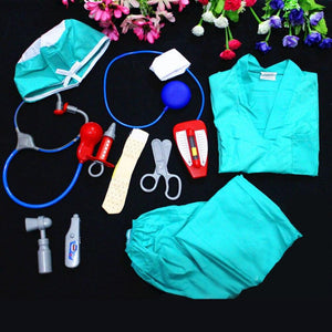 03-23T15:31:44-05:00 *** 11 Pcs Doctor Dress Up Role Play Costume with Props