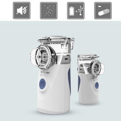 Portable Mini Nebulizer Machine Handheld