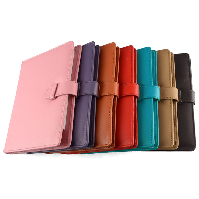 A5 Leather PadFolios by CocoaPaper