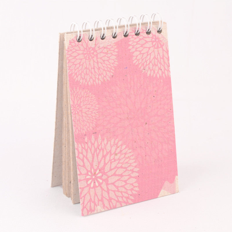 Spiral Bound Note Book (Small)