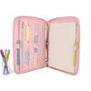 ORIGINAL- Zippered A4 & USA Letter Ring Binder Organizer