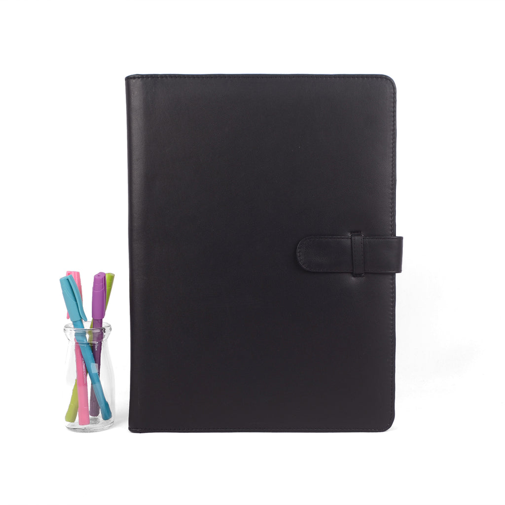 A4 PadFolio With Buckle