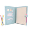 OXFORD- A4 & USA Letter PadFolio with Snap Closure