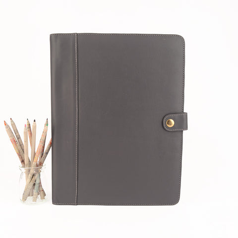 STUD- A4 PadFolio with Snap Closure