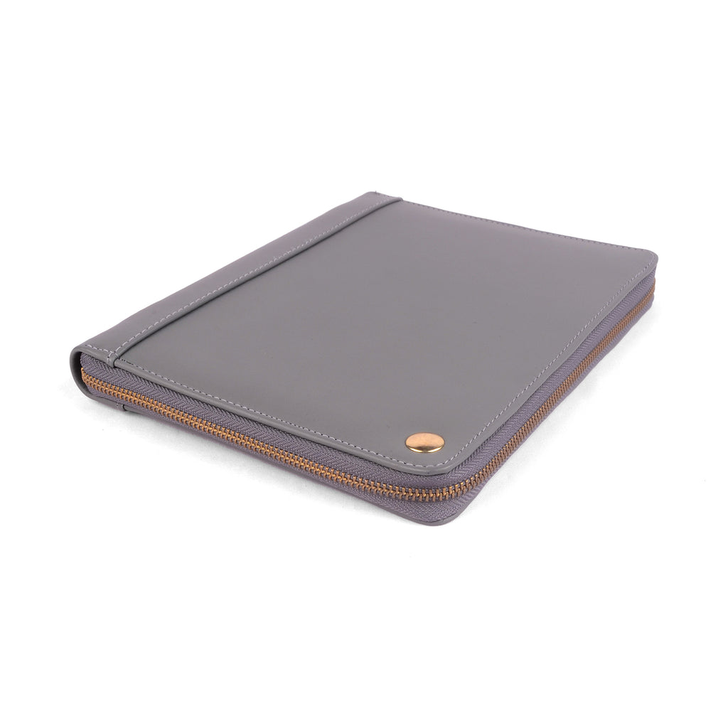 NATIVE- A5 Leather Compendium, Full Leather
