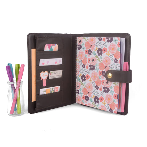 BELLA- A5 Planner Cover for Coil Bound Planners