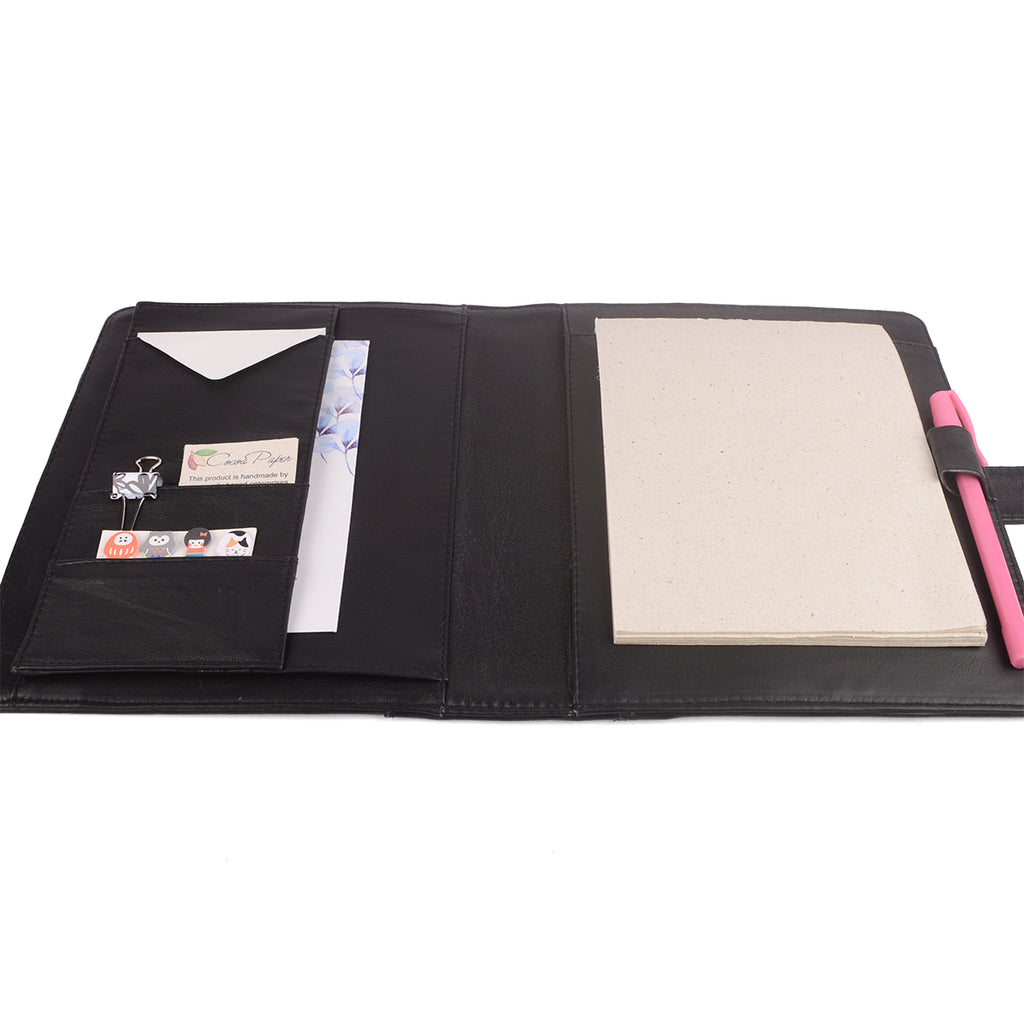 CALAWAY- A5 PadFolio with Snap Closure