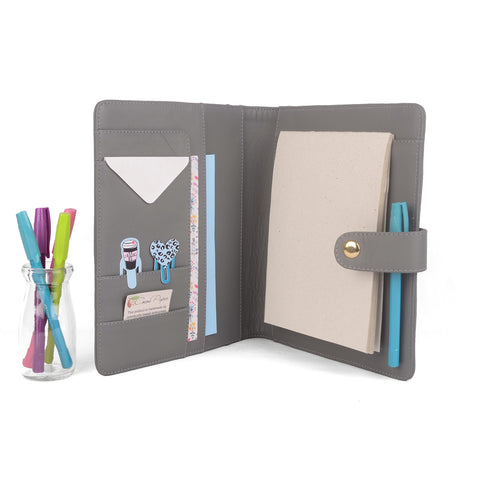STUD- A5 PadFolio with Snap Closure
