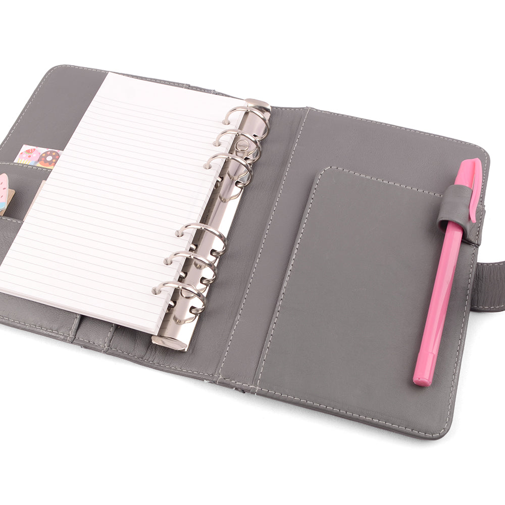 Chic- Leather Personal Planner