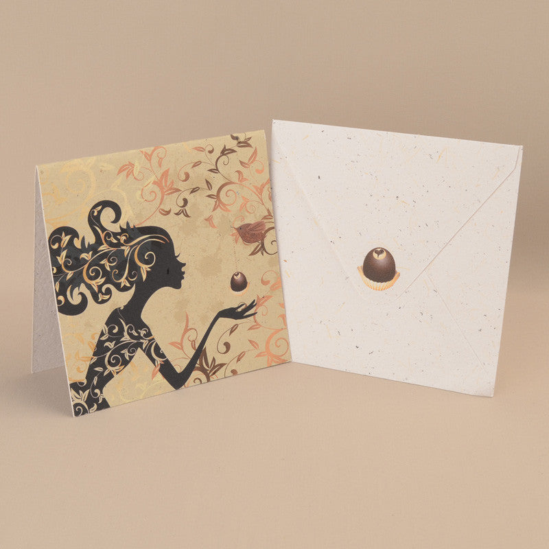 Greeting Cards- Square (12.5cm x 12.5cm)