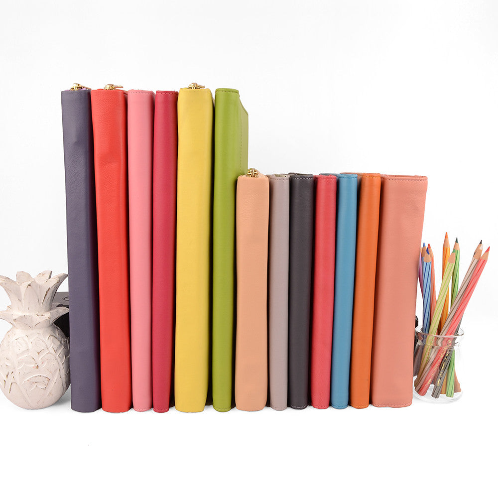 Leather Organizers, PadFolios, Compendiums and Planners by CocoaPaper