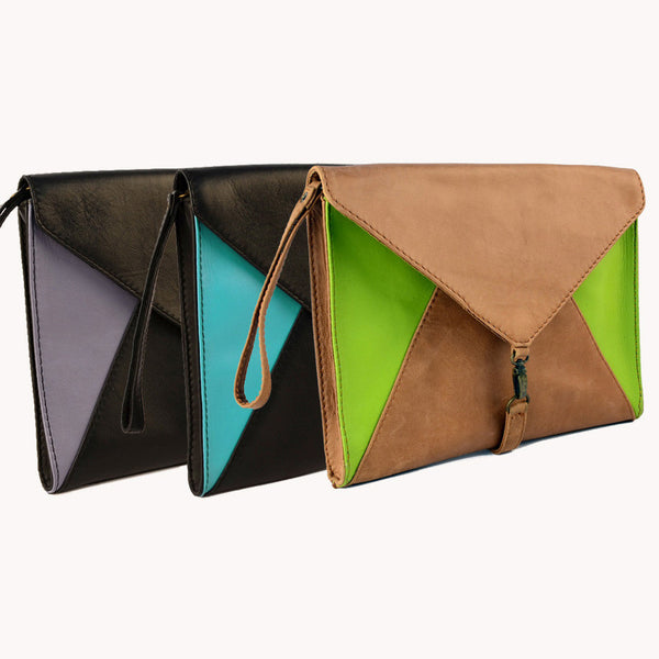 Envy Tablet or Clutch Bag- Mix n Match Colors