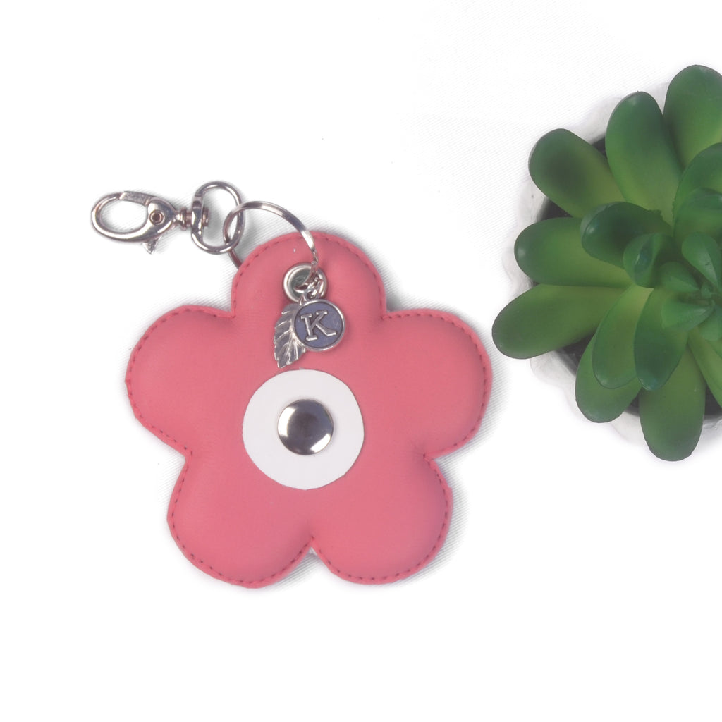 FLOWER Key Ring / Key Chain