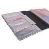 GEM- Large Planner Cover for Coil Bound / Discbound Planners, Two Tone