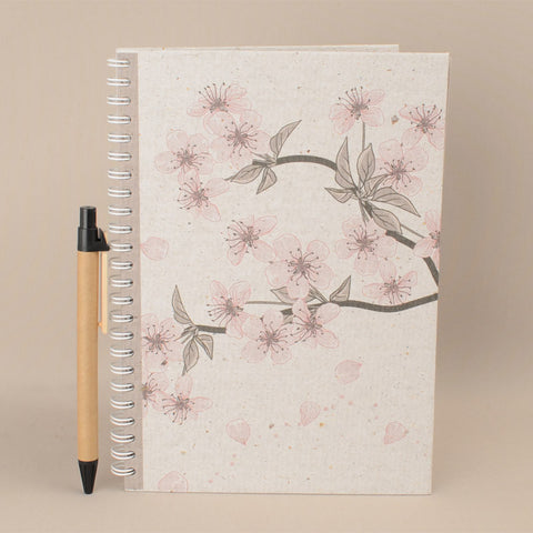 Spiral Bound Note Book (A5 Large)