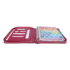 GRACE- Zippered Planner Cover for Coil Bound / Discbound Planners