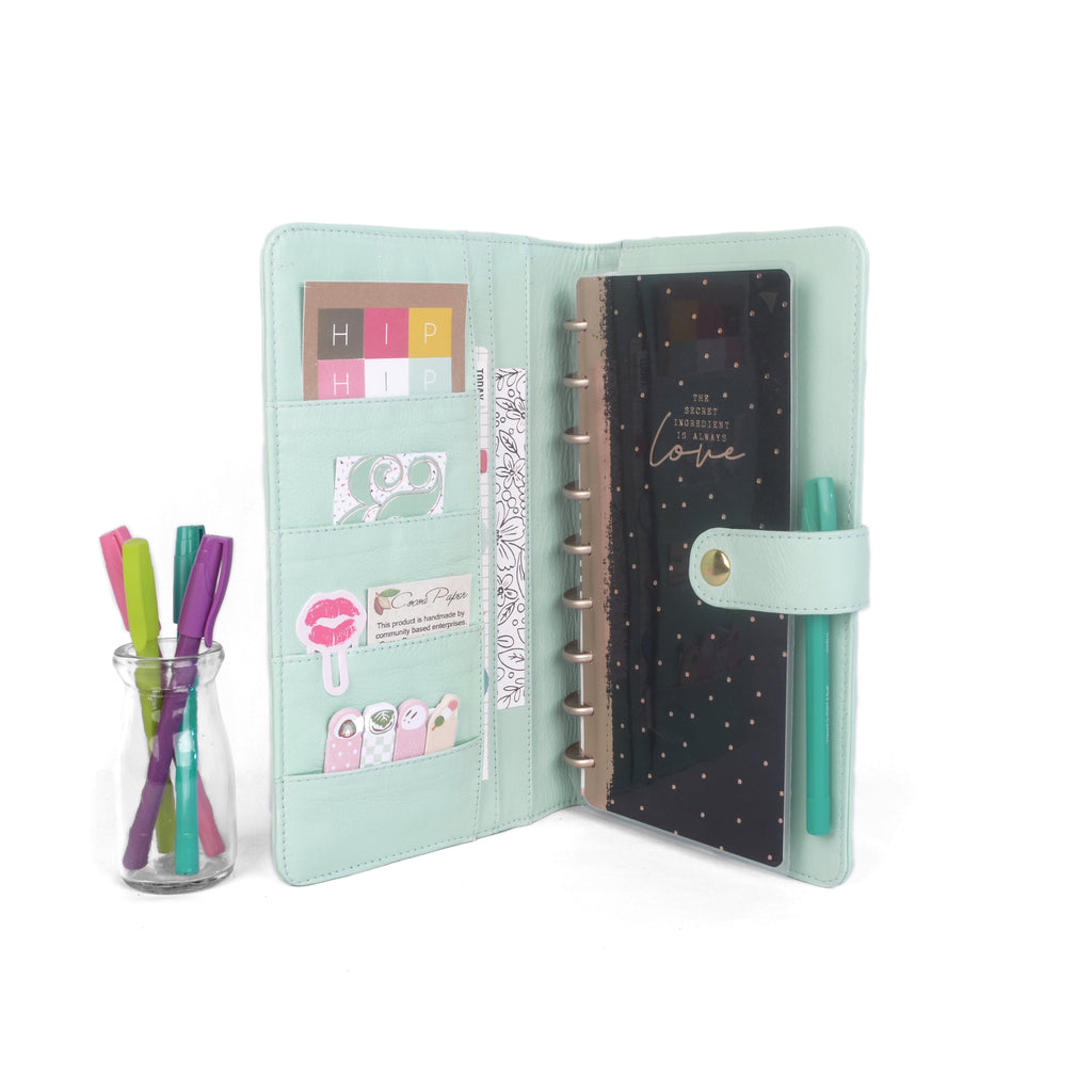 AMBER- Planner Cover for Classic Happy Planner® SKINNY