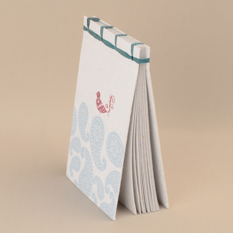 Hand Stitched Note Book