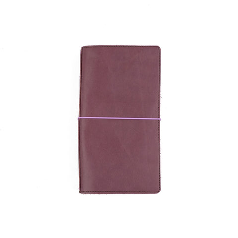Travellers Note Book- Burgundy