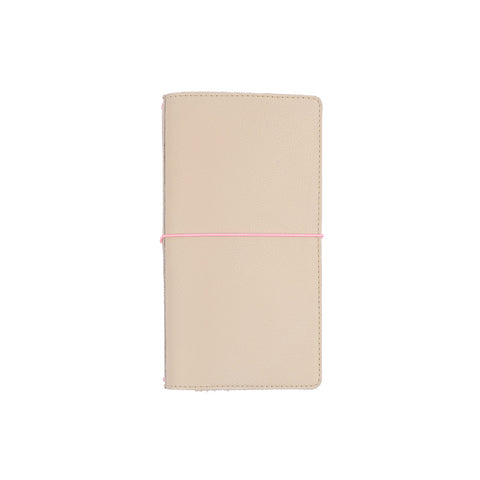Travellers Note Book- Cream