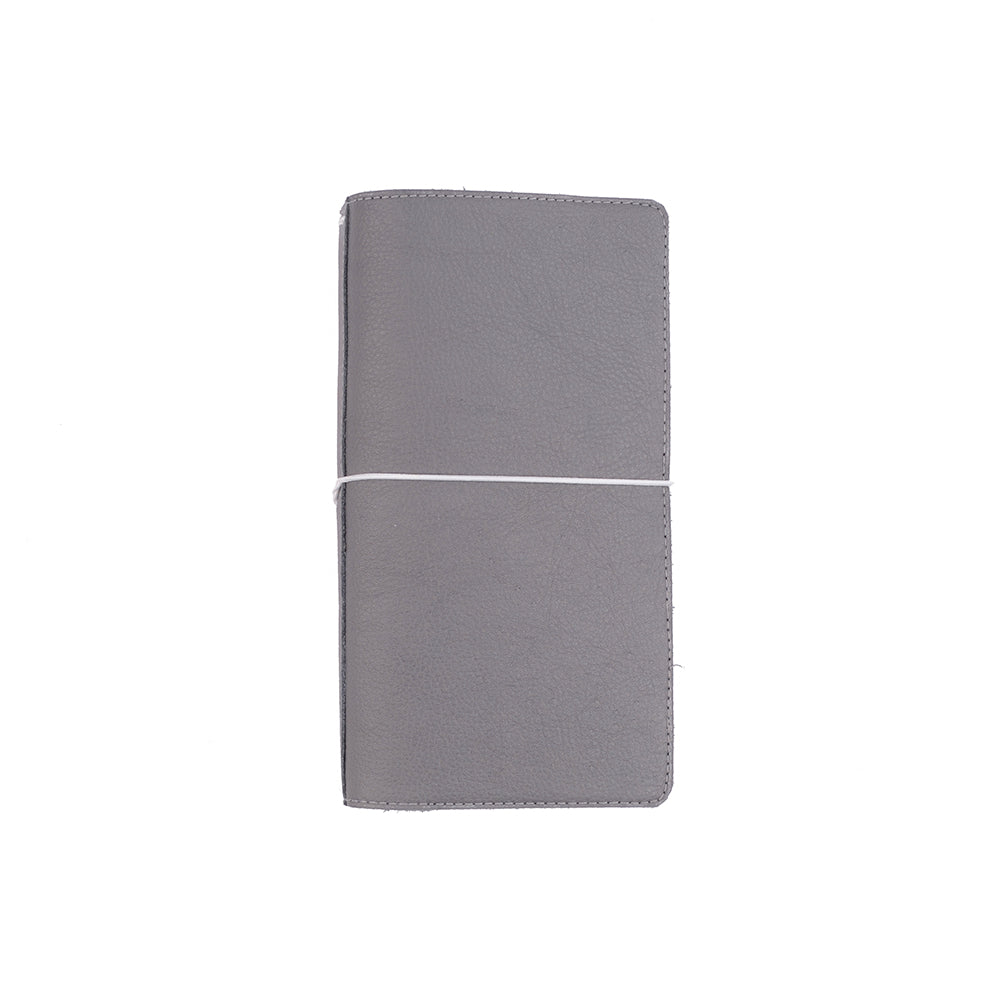 Travelers Note Book- Grey