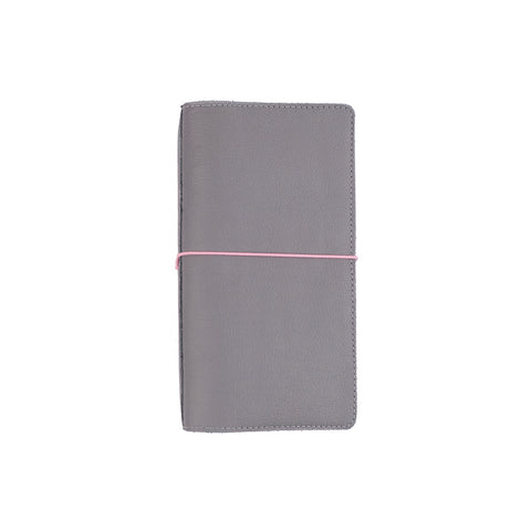 Travellers Note Book- Grey