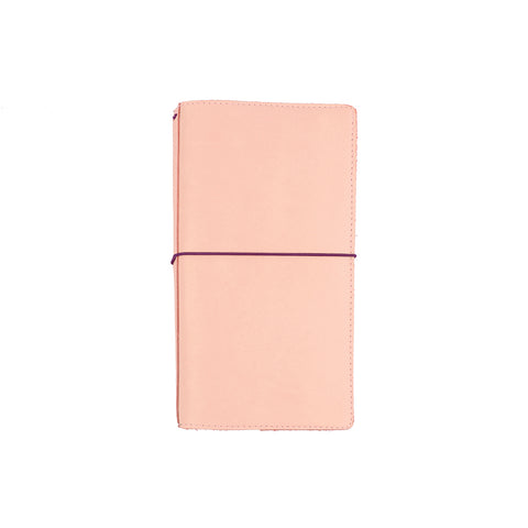 Travellers Note Book- Pink Salmon