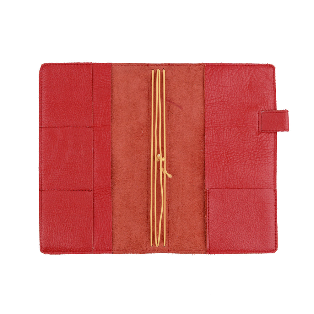 Travelers Note Book- Red
