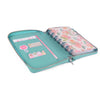JOY- Zippered Mini Planner Cover for Coil Bound / Discbound Planners