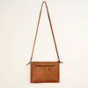 Classic Tablet or Clutch Bag- Tan